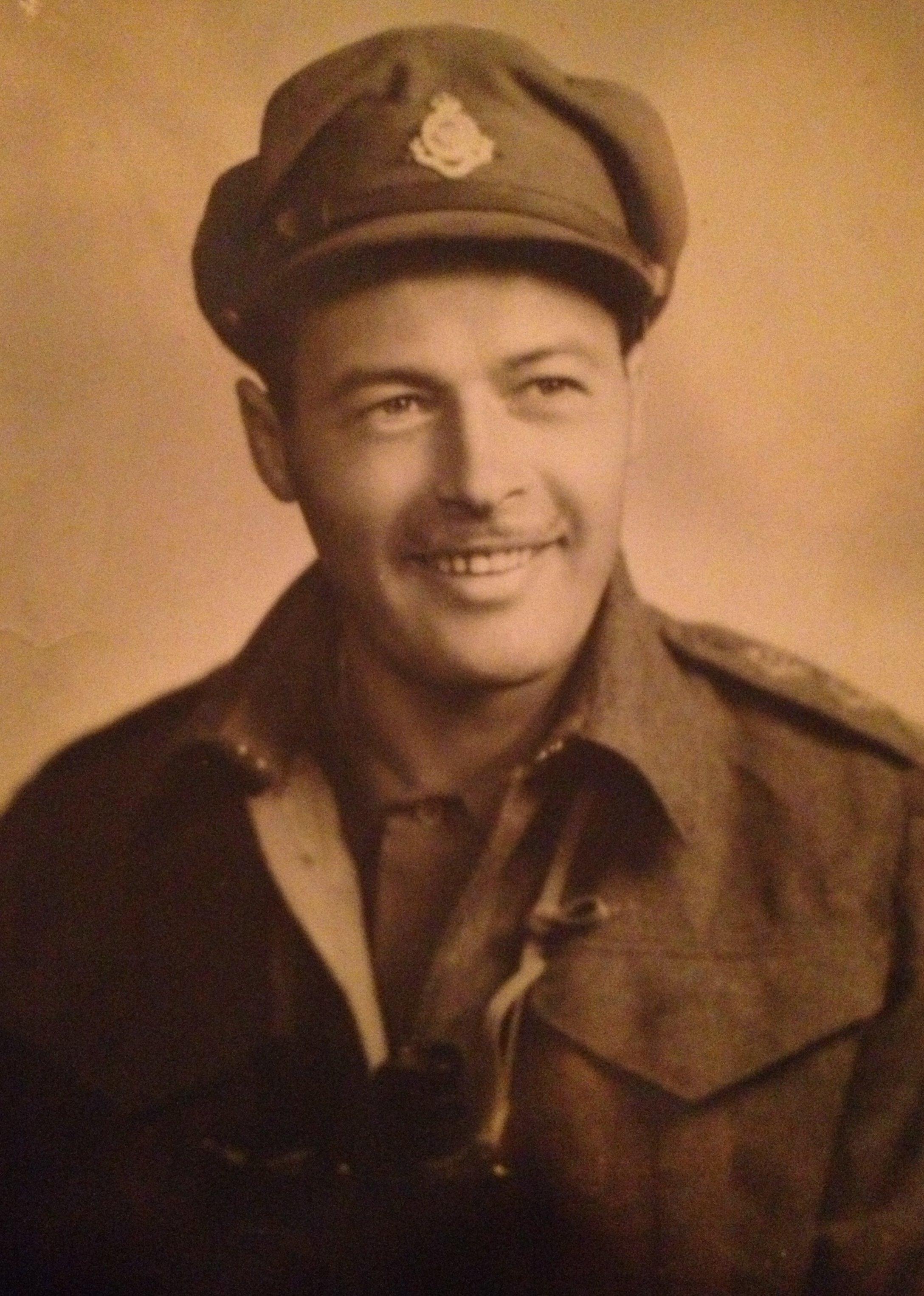 Canadian Fallen Soldier - Major HERBERT OWEN LAMBERT