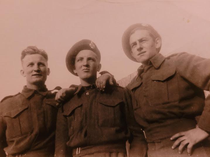 Canadian Fallen Soldier - Corporal HERBERT DIXON STITT
