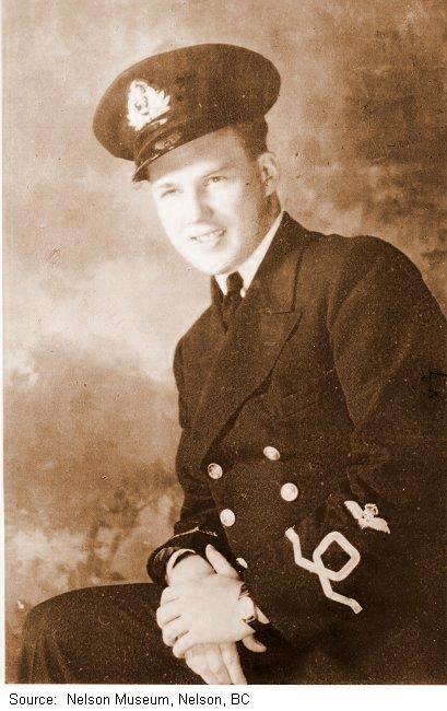Canadian Fallen Soldier - Lieutenant ROBERT HAMPTON GRAY