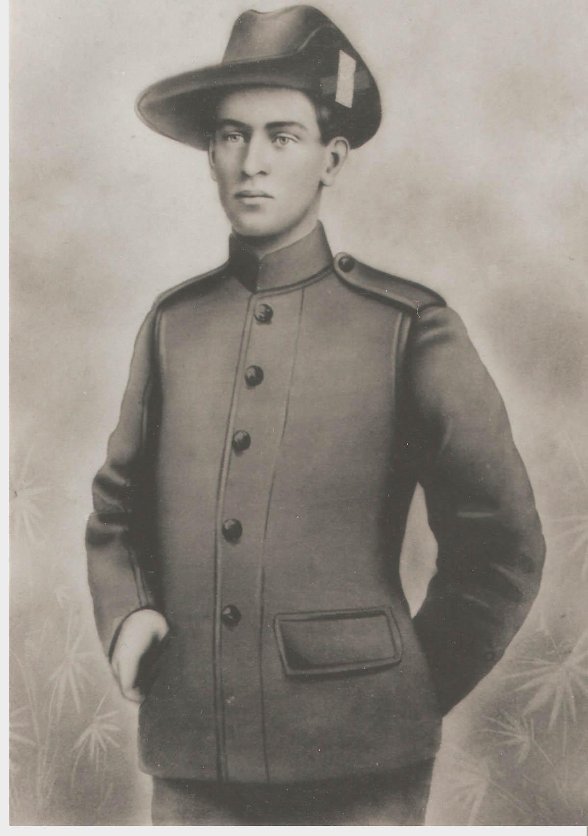 Canadian Fallen Soldier - Corporal EDWARD ALLEN FILSON