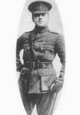Canadian Fallen Soldier - Lieutenant CAMERON DONALD BRANT