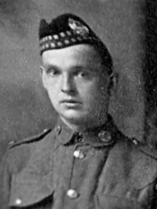 Canadian Fallen Soldier - Private ORLANDO WILCOX