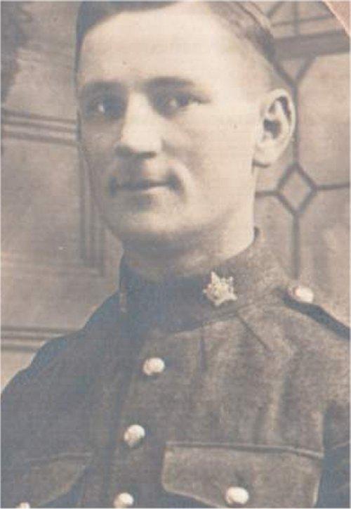 Canadian Fallen Soldier - Corporal WILLIAM MAYBURY