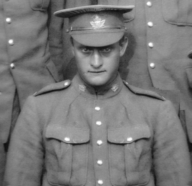 Canadian Fallen Soldier - Private ADOLPHUS