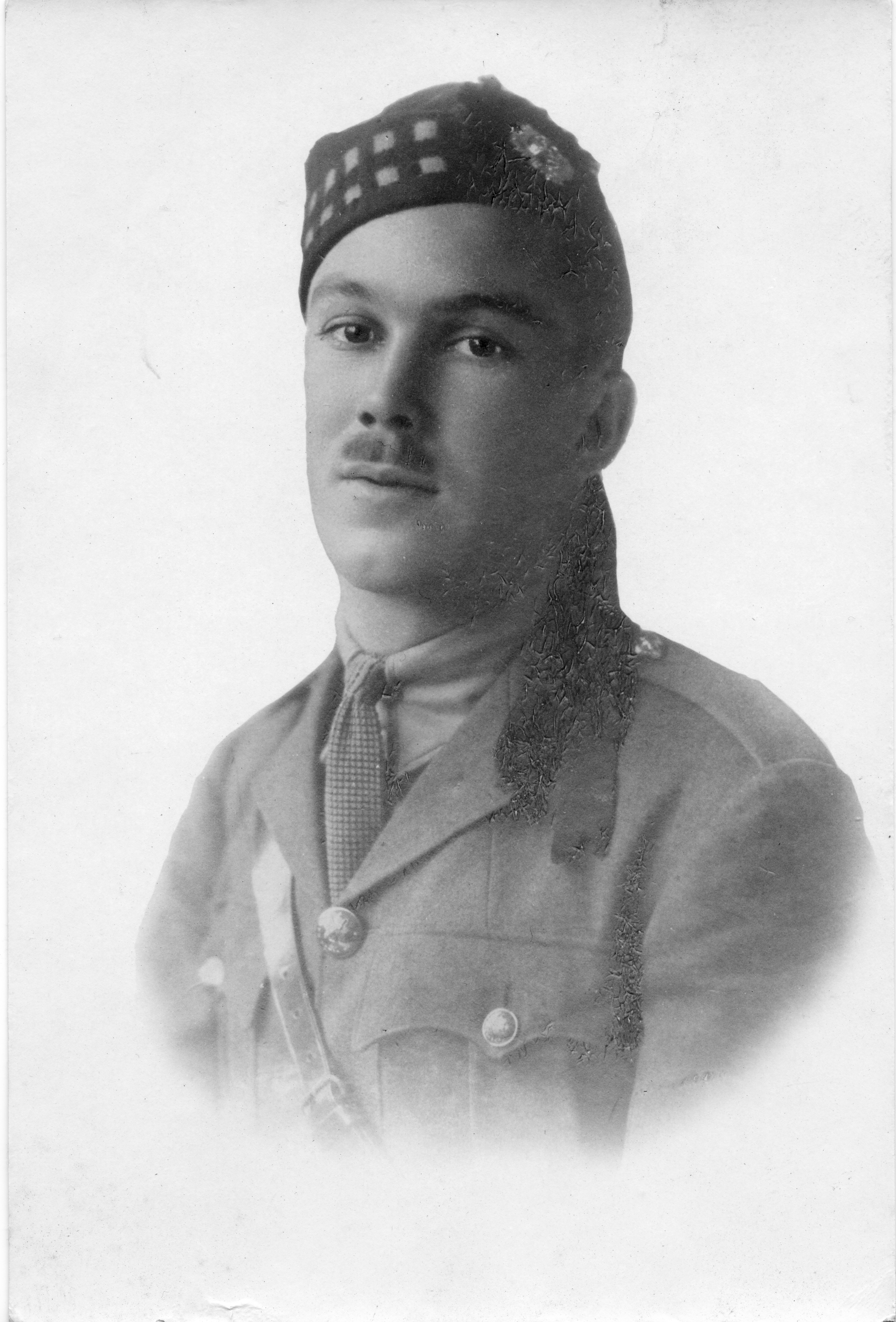 Canadian Fallen Soldier - Second Lieutenant CECIL BERTRAM WHYTE