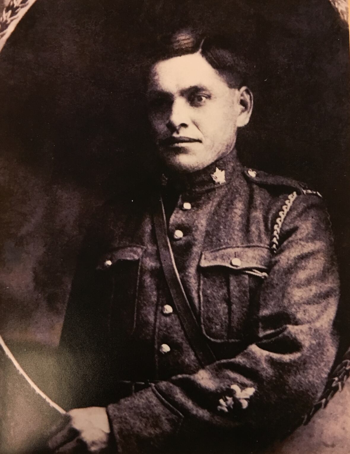 Canadian Fallen Soldier - Lance Corporal HENRY LOUIS NORWEST