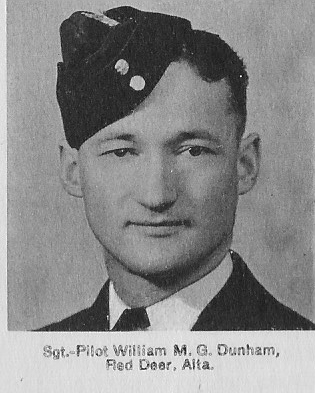 Canadian Fallen Soldier - Sergeant WILLIAM MATTHIE GILLAM DUNHAM