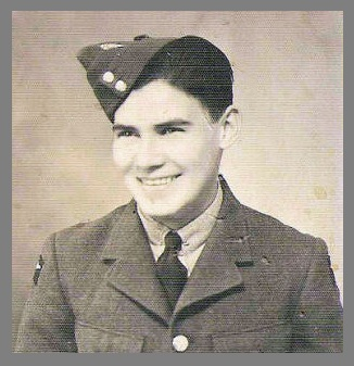 Canadian Fallen Soldier - Flight Sergeant FLOYD ROGER WILLIS ANDERSON