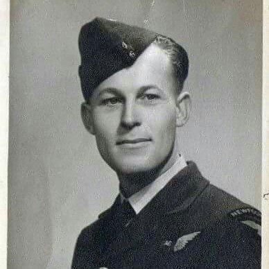 Canadian Fallen Soldier - Pilot Officer ARTILLUS CHAULK
