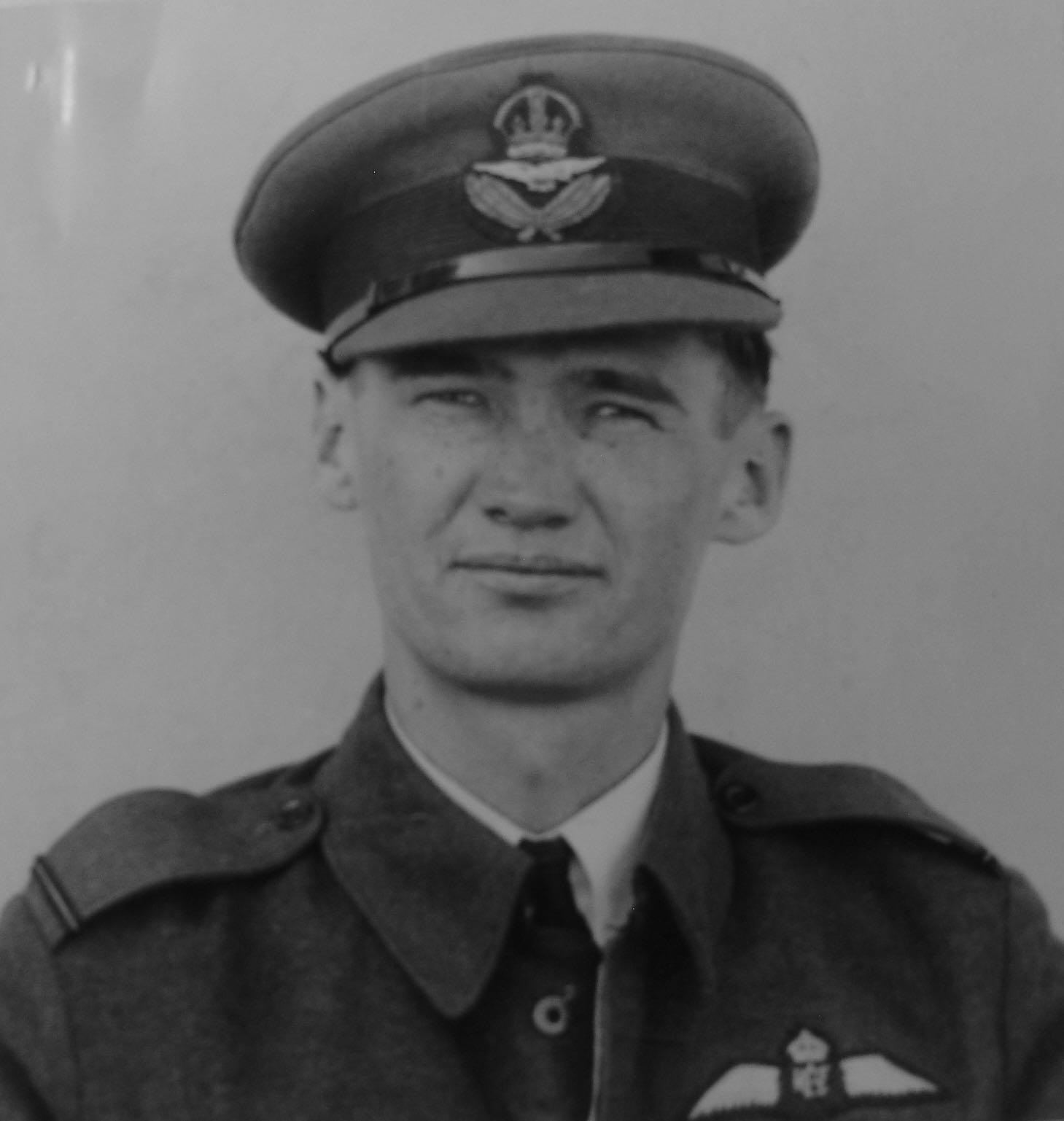 Canadian Fallen Soldier - Flying Officer PAUL JAMES ELFNER