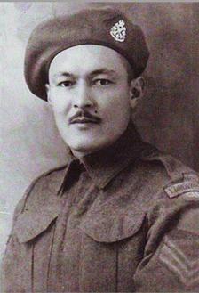 Canadian Fallen Soldier - Corporal GEORGE ALEXANDER CAMPION