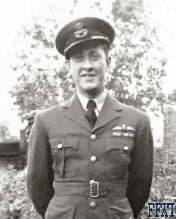 Canadian Fallen Soldier - Flight Lieutenant ARTHUR REGINALD CARTER