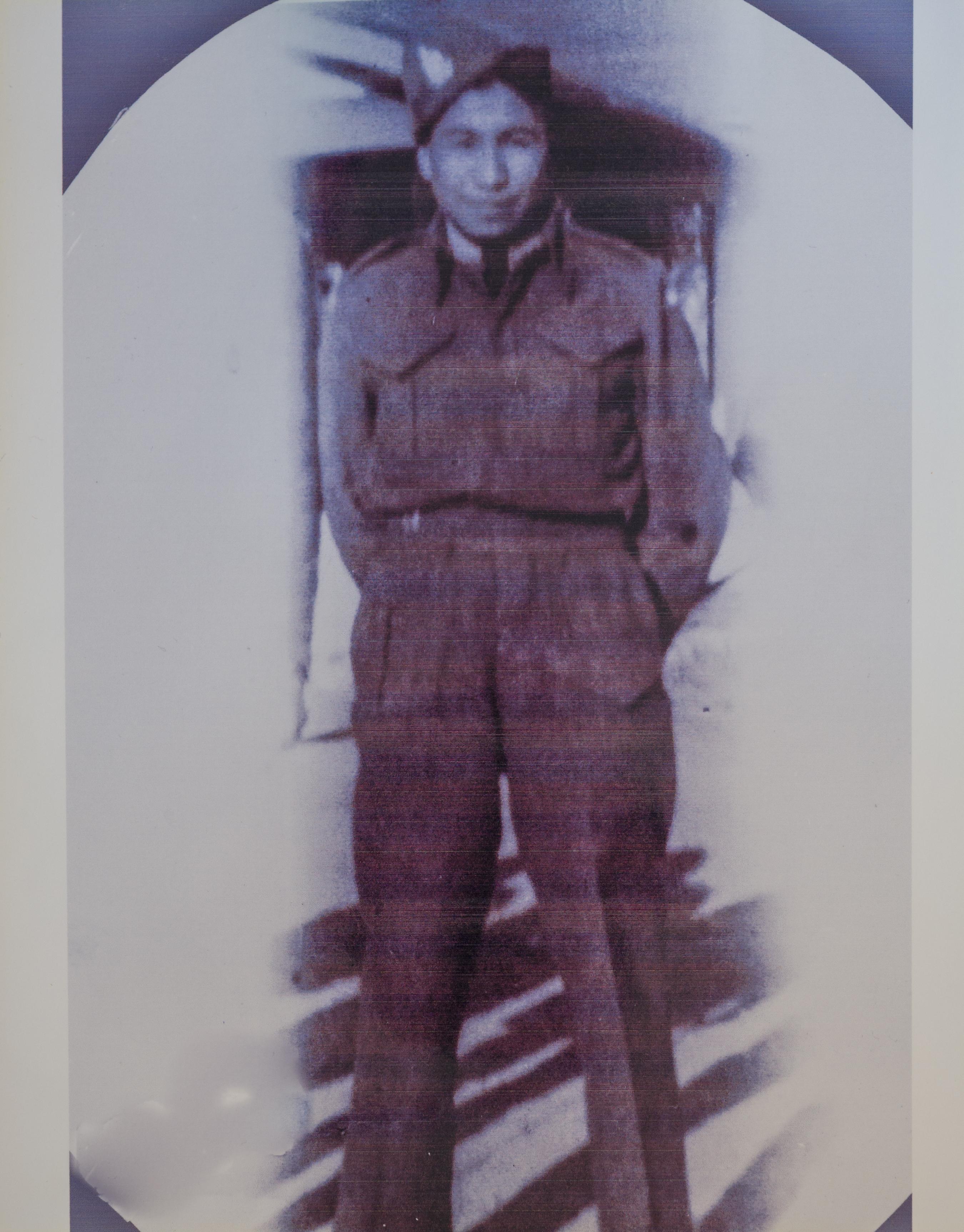 Canadian Fallen Soldier - Rifleman JOE POUCETTE