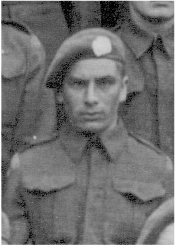 Canadian Fallen Soldier - Private ROBERT CANTIN